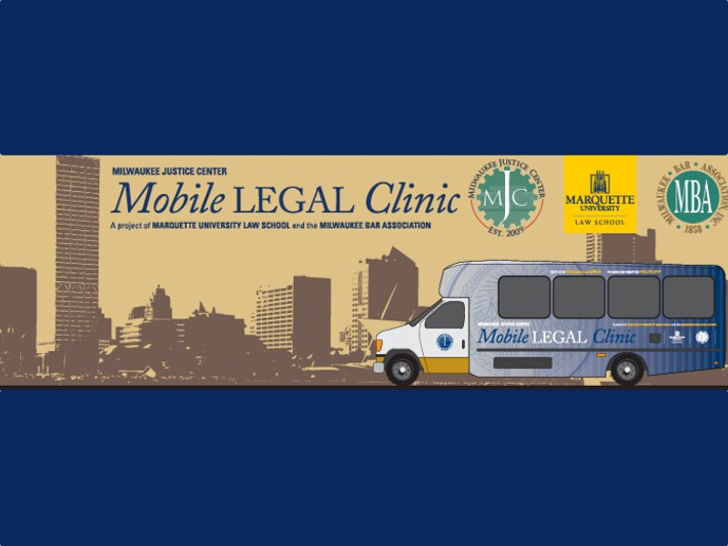 Milwaukee Justice Center Mobile Legal Clinic