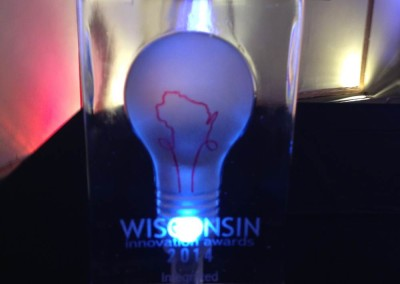 The 2014 Wisconsin Innovation Award